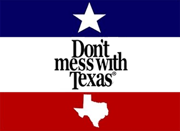 TxDOT Celebrates 30th Anniversary of 'Don't Mess With Texas'