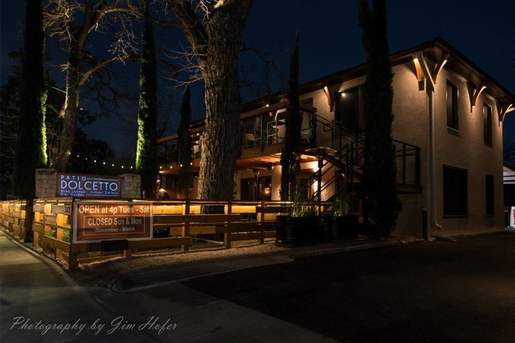 An Inside View – Patio Dolcetto