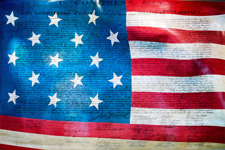 the declaration of independence on the 4th of july 1776 and the concept of freedom America's revolutionary charter of freedom, the declaration of independence is a document upon which our nation's founding principles were established the declaration of independence set the.