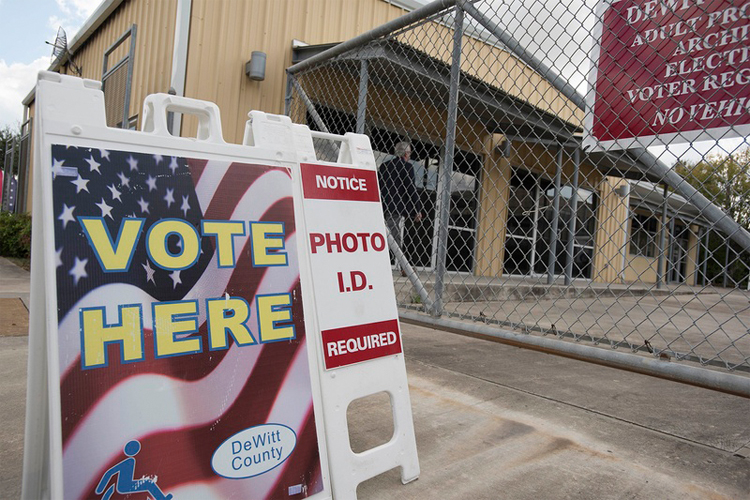 Photo of Hays County Elections Dept Talks Early Voting, Polling Locations For Upcoming November Election