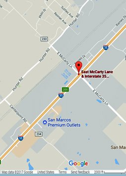 Traffic Alert: San Marcos I35 Southbound McCarty ...