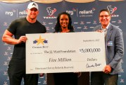 Charles Butt Announces Donation To Justin J. Watt Foundation For Houston #Harvey Victims