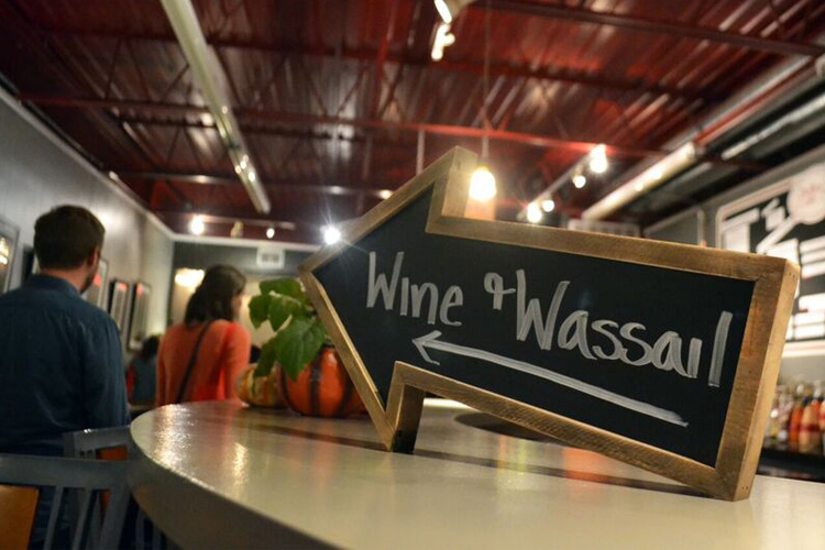 San Marcos Main Street Open Ticket Sales For 2018 Wine And Wassail