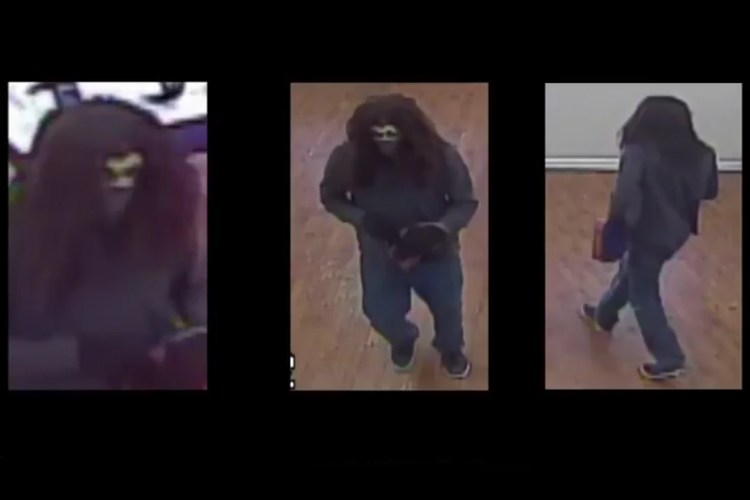 San Marcos Police Are Now Seeking Public's Help To ID Suspect Of An Aggravated Robbery From February