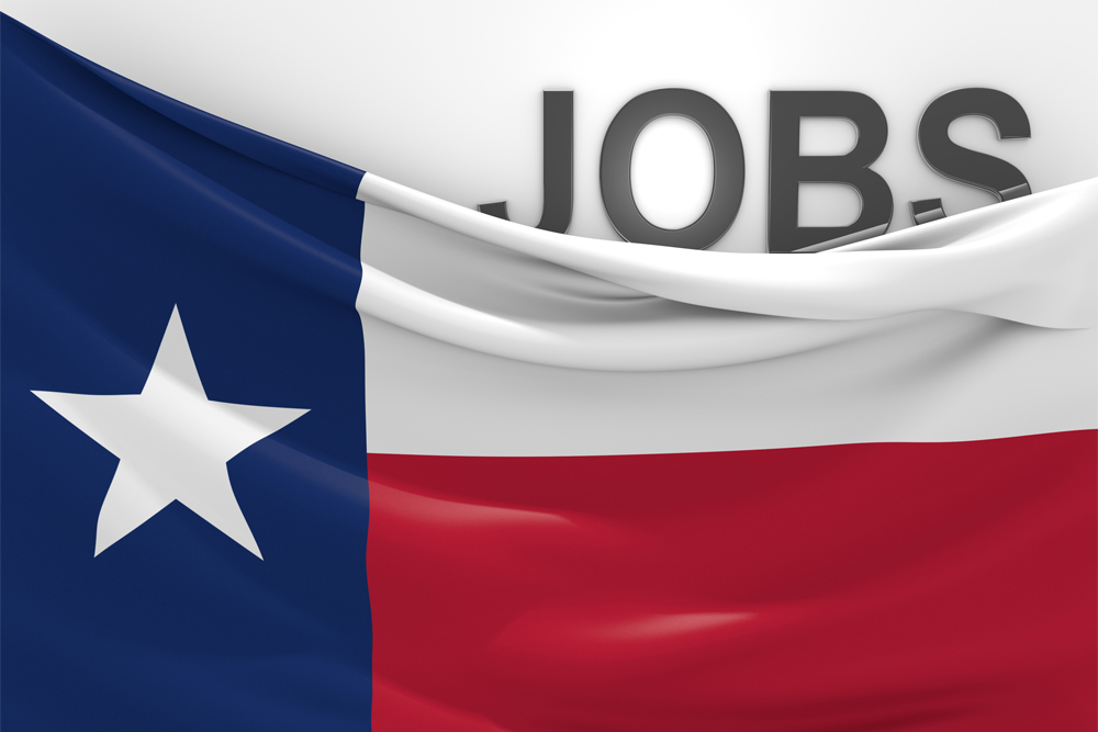 Photo of Texas Unemployment Rate Holds At 3.4 Percent As The State's Economy Adds 37,500 Jobs