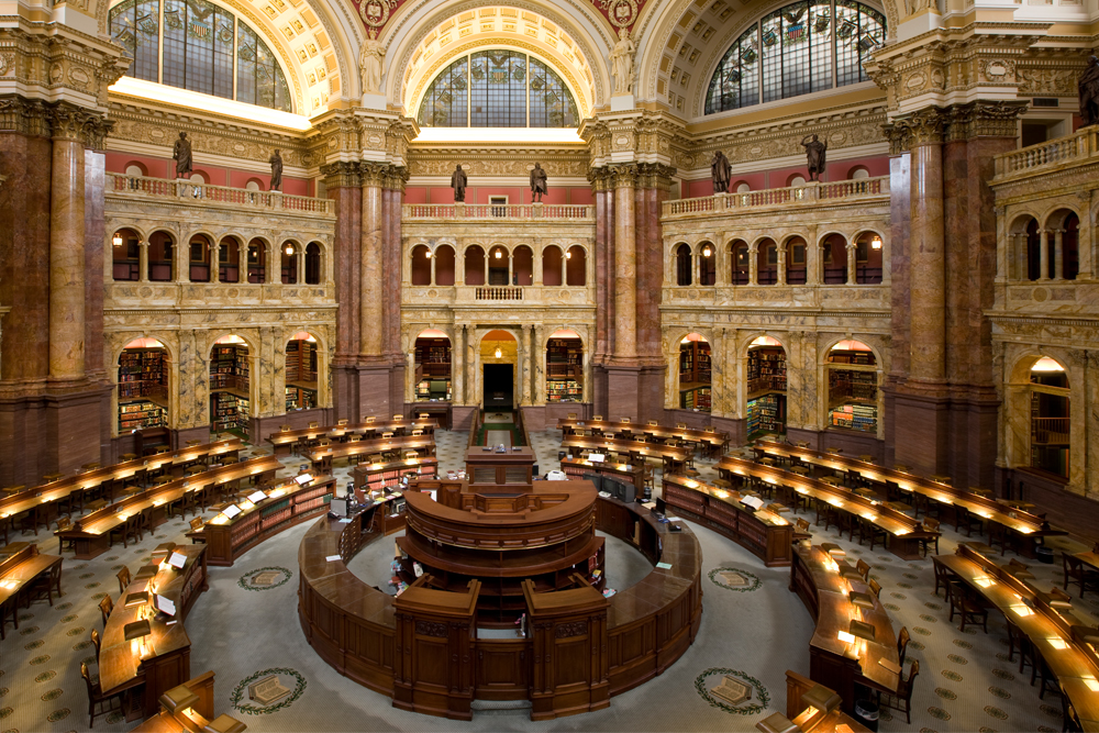 Library Of Congress Announce Last Week's Top 10 Most Read Bills