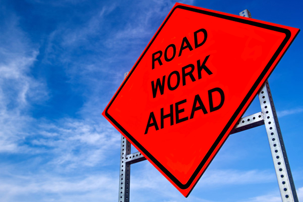 Old Goforth Road Construction, Detour Update