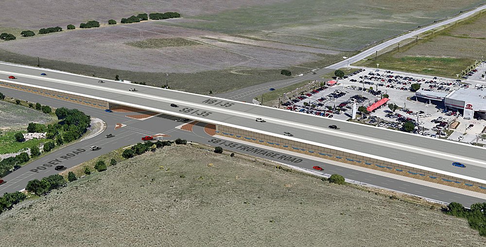 TxDOT, Hays County Break Ground On Posey Road Project
