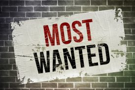 MS-13 Gang Member from El Paso Added to Most Wanted Fugitive List, $7,500 Reward Offered