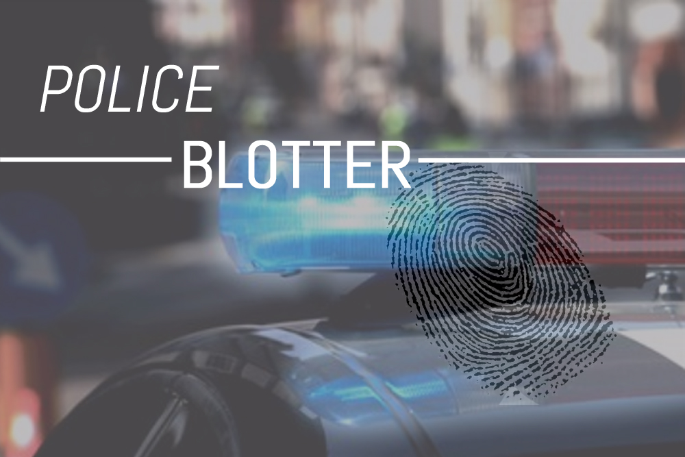 San Marcos PD Daily Arrest Blotter For Wednesday, April 3 — Thursday, April 4