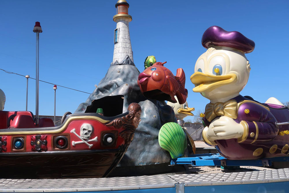 Wonder World Park Announces Partnership With Ride Venture To Expand Attractions