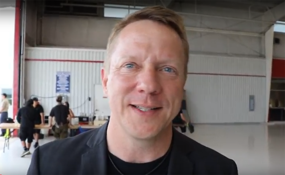 Watch Our Exclusive Interview With Cory Morrow & Go Wheels Up!
