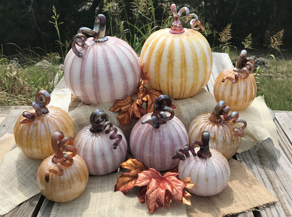 Wimberley Glassworks To Host Annual Gourdgeous Glass Pumpkin Patch & Festival