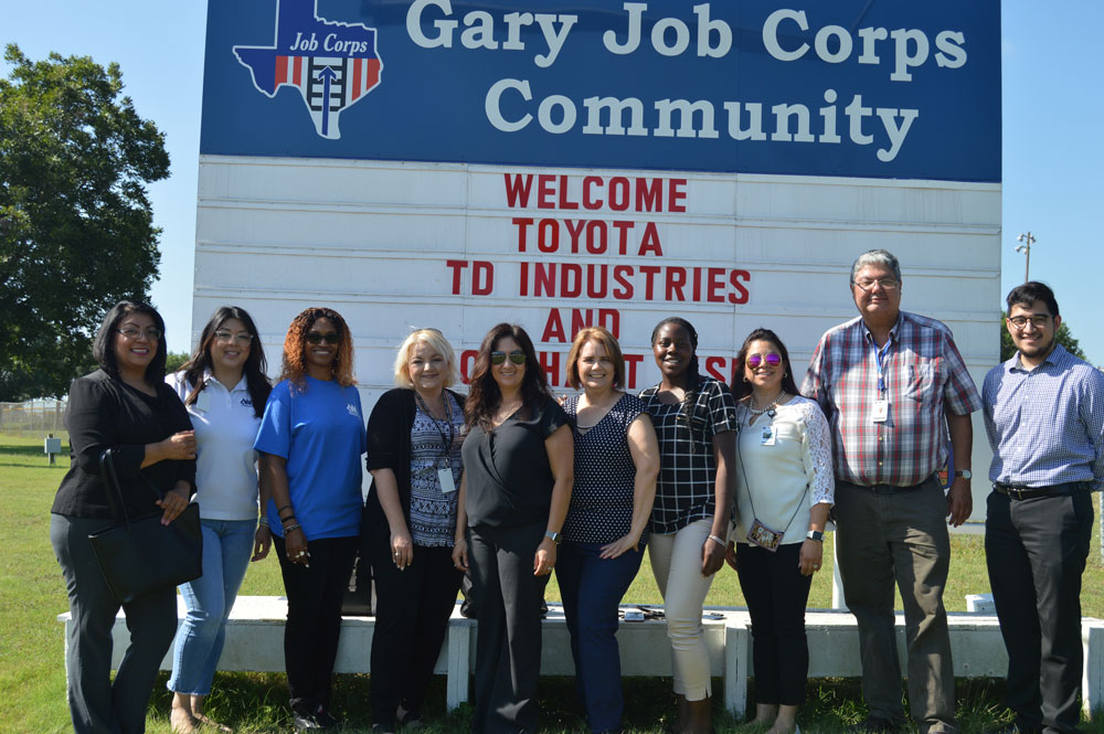 A Week In The Life Of Gary Job Corps Center Students