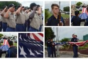 Gary Job Corps Center Students Honor Flag, Volunteer, Firecracker 5k & Special Graduation