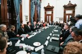 Governor Holds Inaugural Meeting Of Texas Safety Commission On Hate, Extremism In Texas