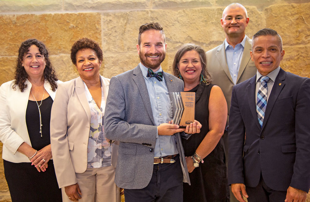 Home Builders Association Of Austin Wins National Award For Best Local Government Affairs Effort