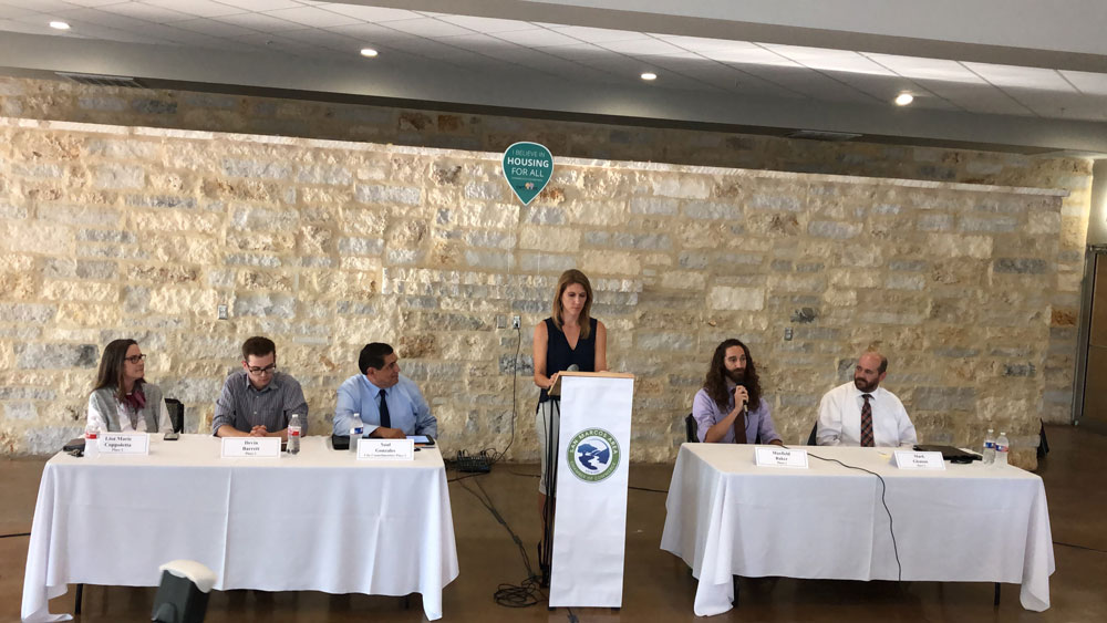 San Marcos Chamber Of Commerce Partners With Four Rivers Association Of Realtors To Host 2019 City Council Candidate Forum