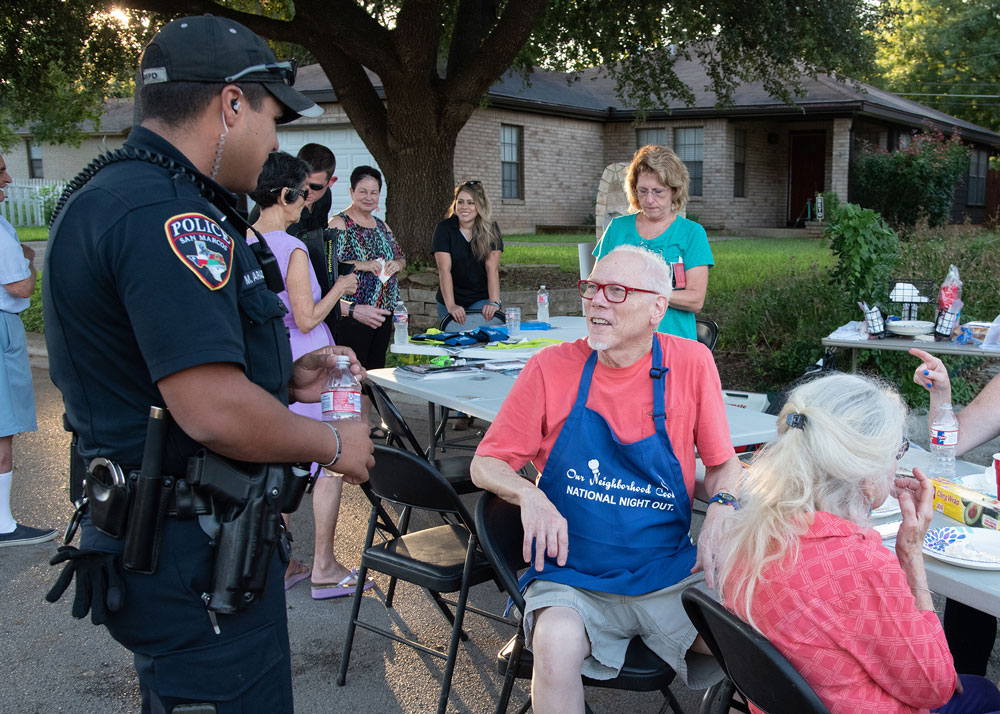 San Marcos Gears Up For National Night Out
