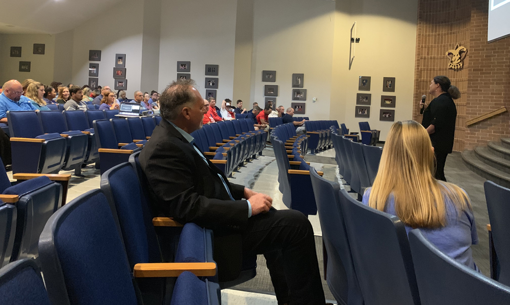 Suicide Awareness, Prevention Critical To Wimberley ISD 2019-2020 School Year Training