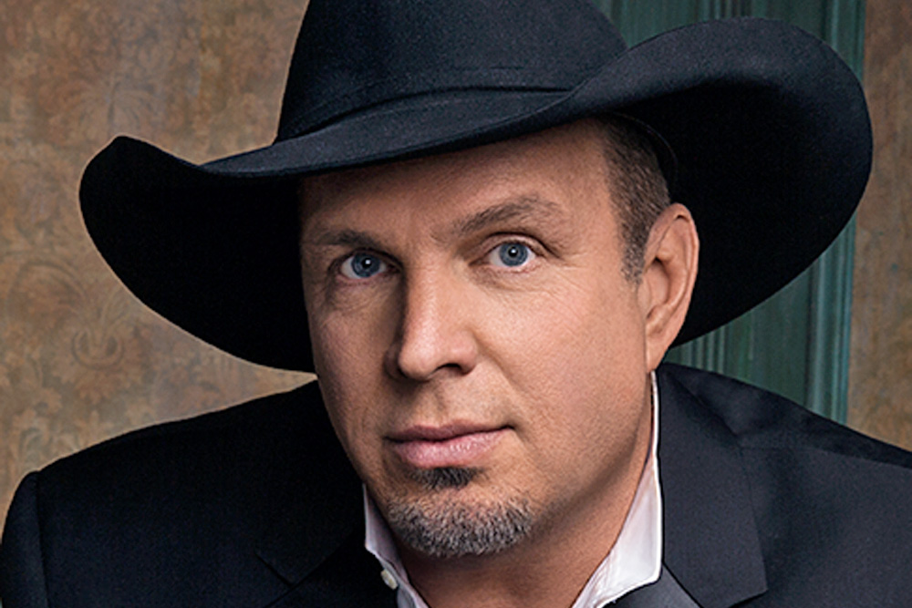Garth Brooks To Receive The Library Of Congress Gershwin ...