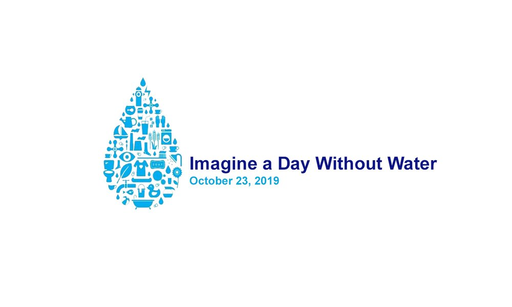 """San Marcos Joins Annual """"Imagine a Day Without Water"""""""