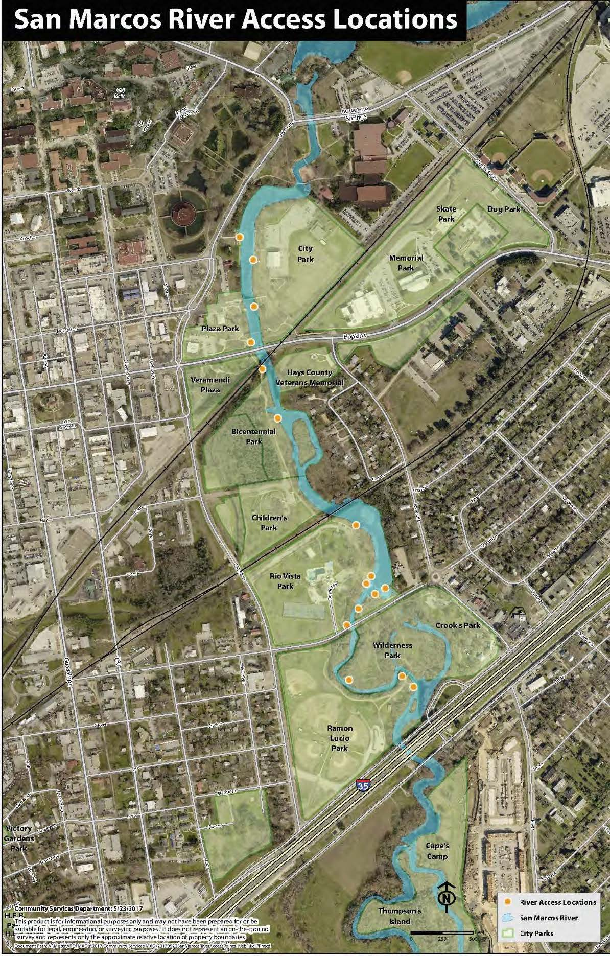 "ULI Releases Report For ""Activating The San Marcos Riverfront"""