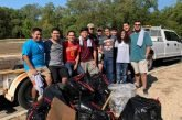 Volunteers Collect 7,000 Pounds Of Litter In San Marcos Fall River Cleanup 2019