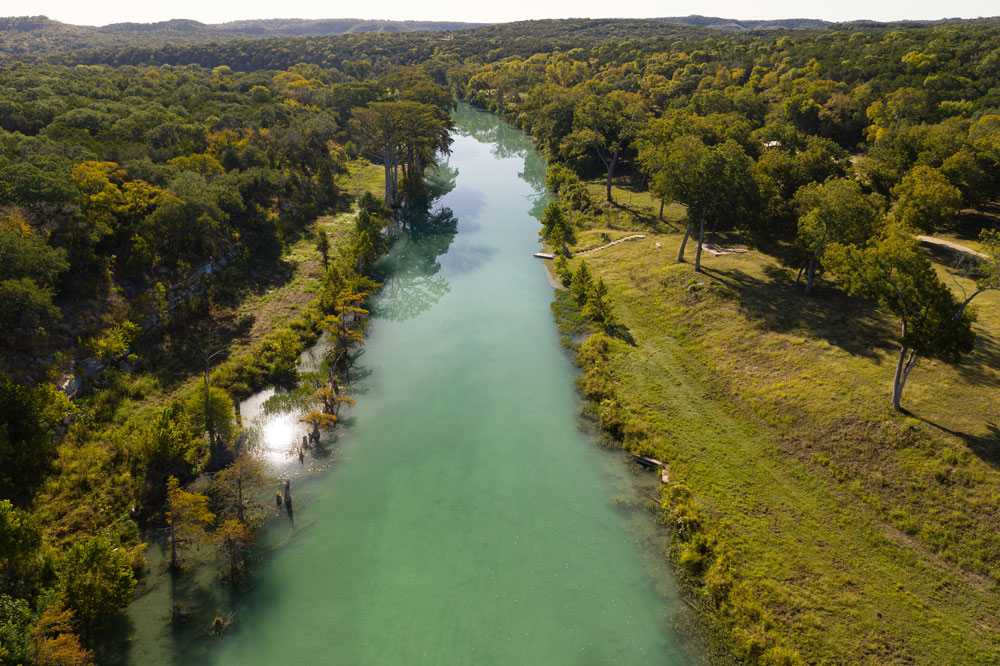 Hays County Commissioners Court Approves Partnership With The Nature Conservancy In Texas