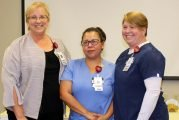 CNA Recognized For Exceptional Care At Central Texas Medical Center