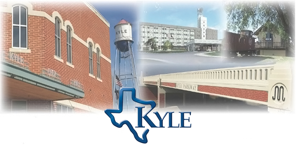 City of Kyle Header W/ Logo