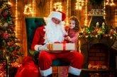 Trains, Santa Team Up For Holiday Fun At The Kyle Depot