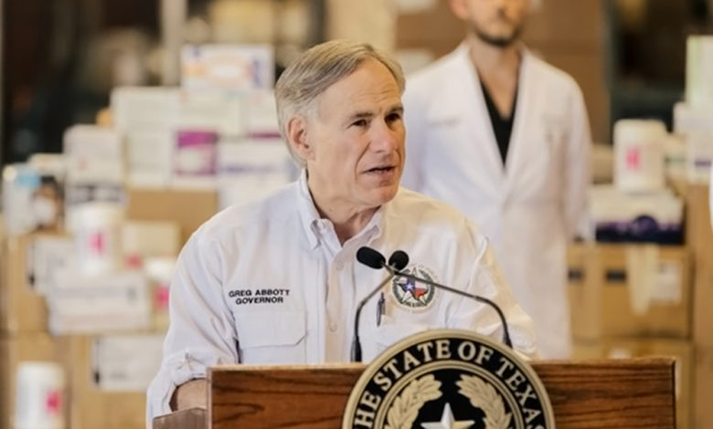 Photo of Gov. Abbott Announces Temporary Pause Of Additional Reopening Phases