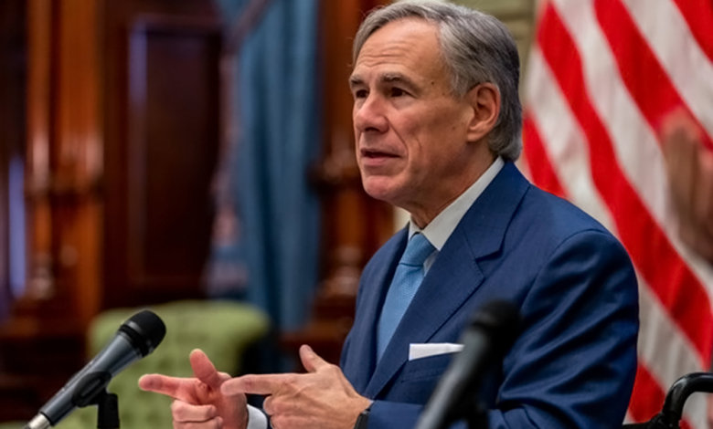 Photo of Gov. Abbott Declares State of Disaster Following Violent Protests