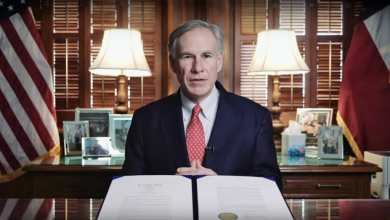 Photo of Gov. Abbott Establishes Statewide Face Covering Requirement, Issues Proclamation To Limit Gatherings