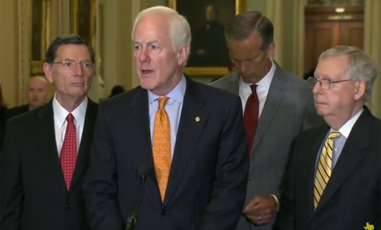 Photo of Cornyn Moves To Reduce Taxes, Royalties On Oil Sector