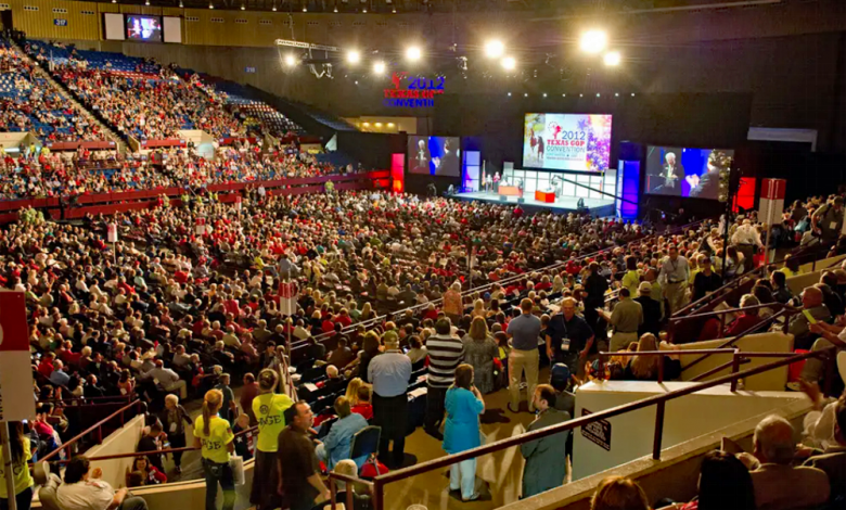 Photo of Republican Party Of Texas Leaders Opt For Virtual Convention After Loss At State Supreme Court