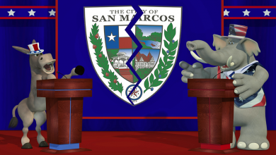 Photo of UPDATED JULY 24: Who's Filed First For San Marcos City Council?