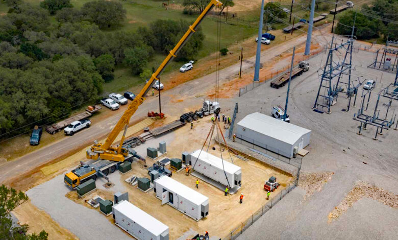 Photo of PEC Installs First Battery Storage System