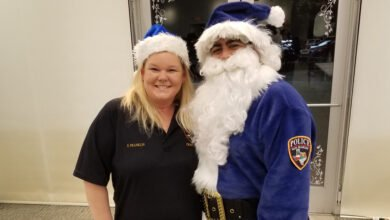 Photo of SMPD Reminds Residents Of 2020 Blue Santa Program Deadline