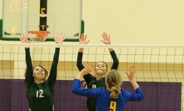 Photo of SMA Lady Bears Win Home Opening Game Against Local Rivals