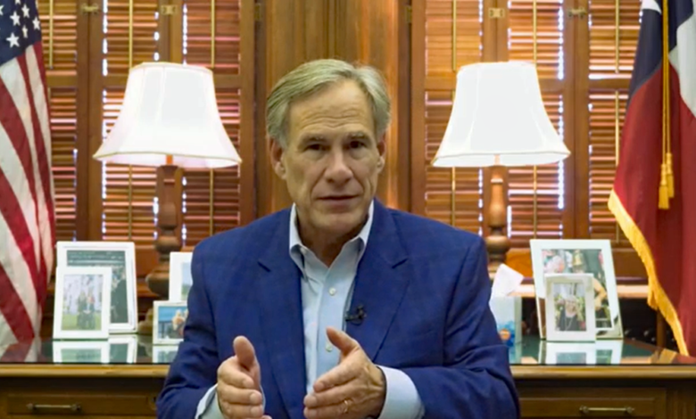 Photo of Governor Abbott Issues Executive Order To Open Bars In Qualifying Counties