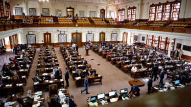 Photo of In Texas House Fight, Democrats Bet Big On Health Care, While Republicans Emphasize Police Support